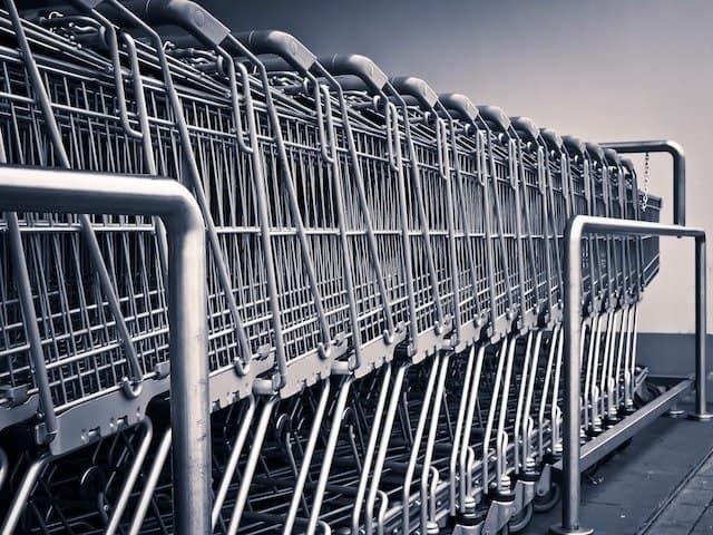 shopping carts - Adult chores