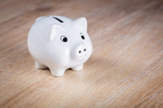 piggy bank how to save money