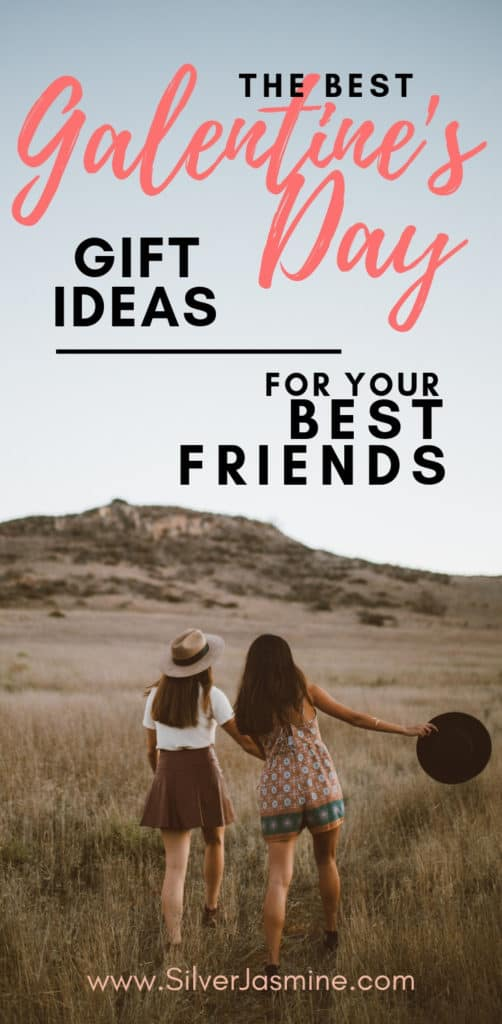 We all know Valentine's Day will be a day for our lover.  But you know what day is even better?  Galentine's Day!  Here is a list of the best gifts EVER to give to your best friends to show them how much you love them. #valentinesday #valentinesdaygifts