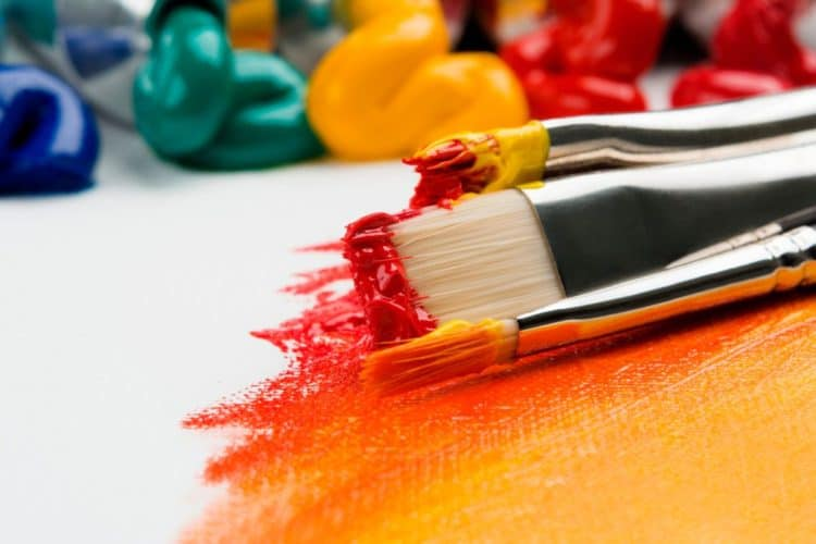 """Ever thought to yourself, """"I need a hobby?"""" Here is a list of 50+ cheap (or free!) hobby ideas. Plus a list of hobby ideas to make MONEY! #hobbyideas #cheaphobbyideas"""