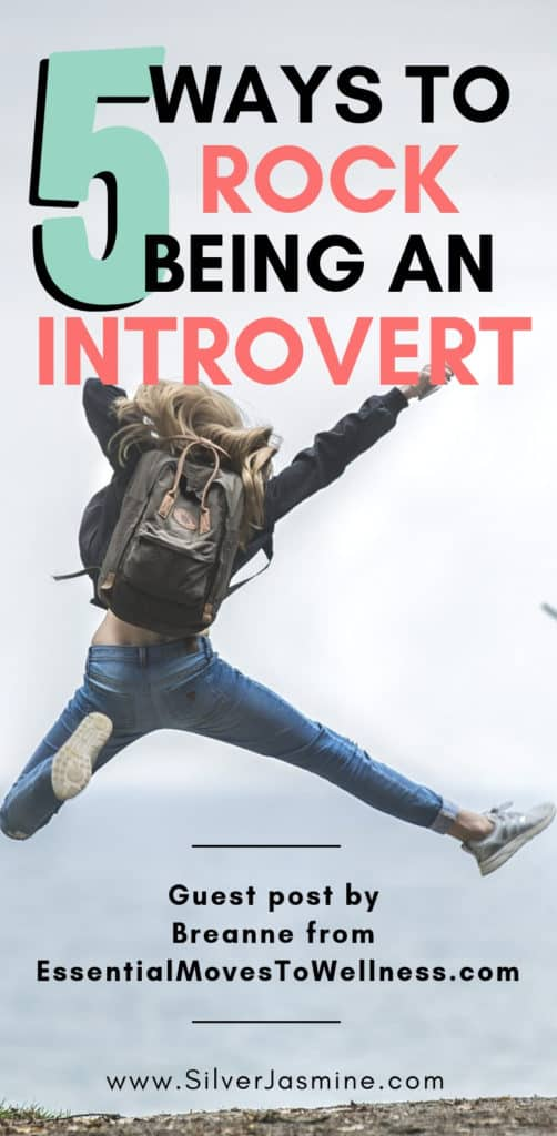 Being a highly sensitive person (HSP) and/or an introvert often has a negative stigma. But you can use being an introvert to your advantage! Here are 5 ways to rock being an introvert! #introvert #infj #personalitytype #highlysensitiveperson #selflove