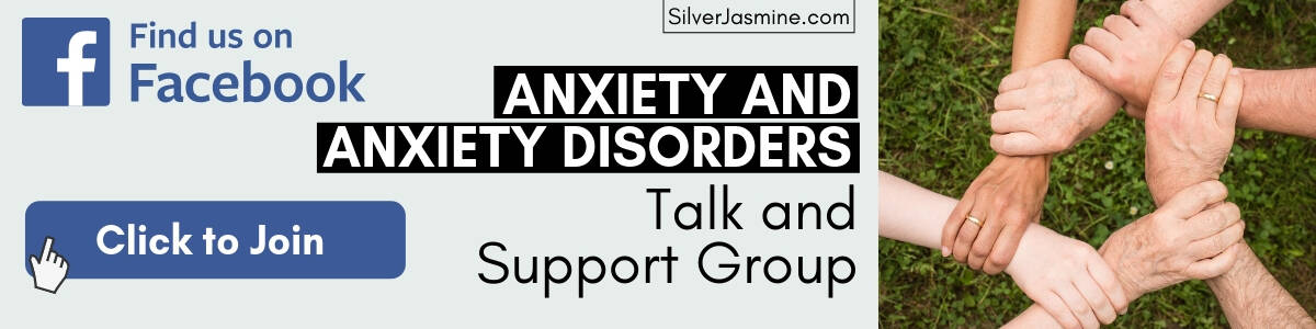 Click To Join Our Facebook Group: Anxiety And Anxiety Disorders Talk And Support