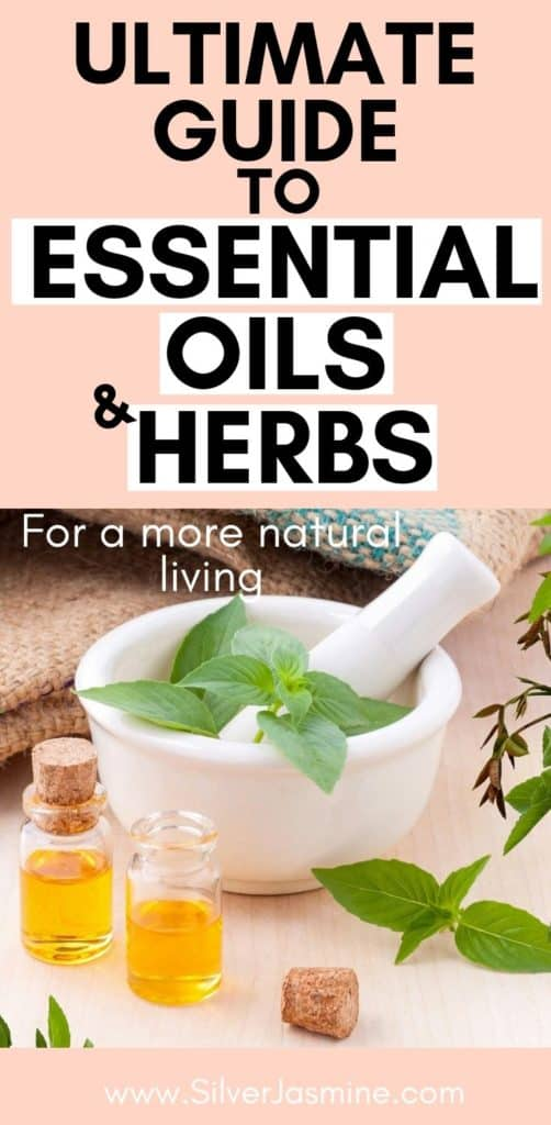 Essential oils & herbs have so many benefits to your health. In this guide you will find home remedies, natural treatments, using essential oils and herbs for anxiety and stress, and much more!