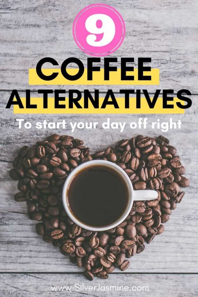Coffee making you jittery in the mornings, causing your anxiety to be higher than it already is? Need less caffeine? Here are 9 healthy coffee alternatives to start your day off right.