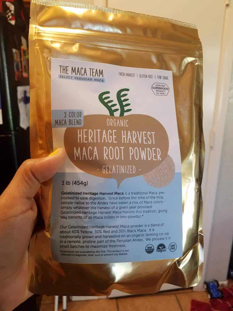 Maca-Gelatinized-Root-Powder