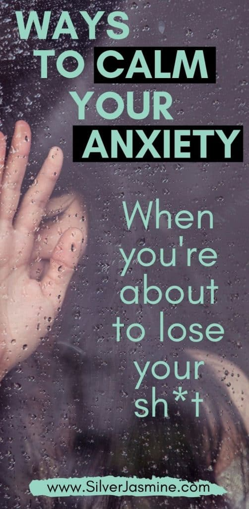 Here is a list of ways to get relief from anxiety naturally. Plus 6 ways to stop an anxiety attack or panic attack. Anxiety Coping Skills #anxietyremedies #anxietycopingskills #anxietyrelief #Anxietyattack #panicattack