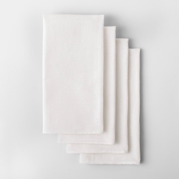 Flour Sack Towels - How To Cloth Diaper On A Budget